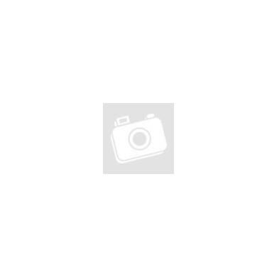 Női pénztárca, bőr, RFID, mini, fekvő, csatos, piros, díszdobozban, Giorgio Carelli