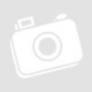 Kép 1/4 - Burkely bőr kártyatartó piros színű szivárványos belsővel